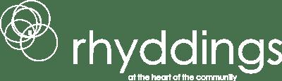 Rhyddings logo