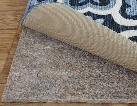Mohawk Home Dual Surface Felt and Latex Non Slip Rug Pad | Top 10 Best Rug Pads For Laminate Floors