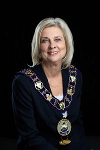 East Gwillimbury Ontario Mayor Virginia Hackson