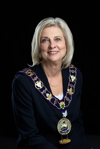 East Gwillimbury Ontario Mayor Virginia Hackson
