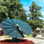 Smartflower Brings Power to Tivoli Friheden in Den...