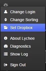 Lychee Set Dropbox