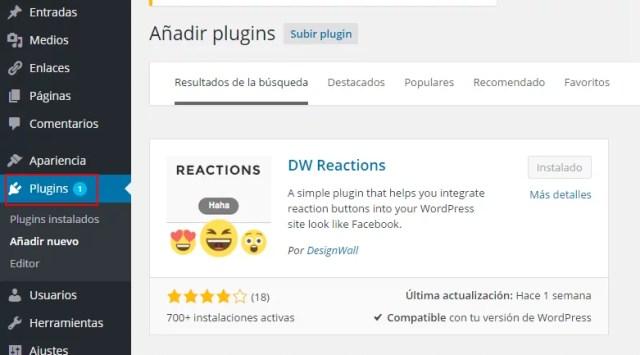 Wordpress-nuevo-plugin