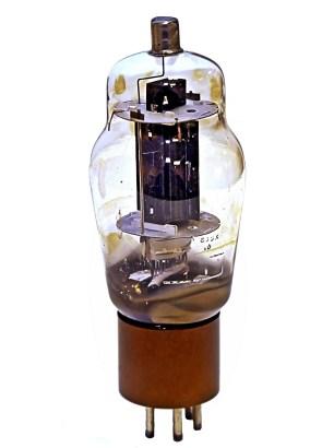 Antique Radio Bulb