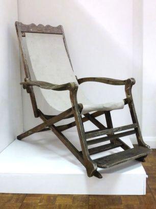 Edwardian Deck Chair