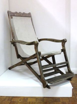 Edwardian Deck Chair