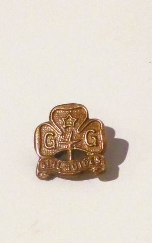 Girl Guides Badge