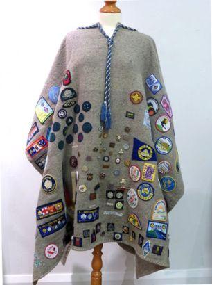 Girl Guide Blanket