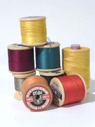 Sylko Reject Cotton Reels