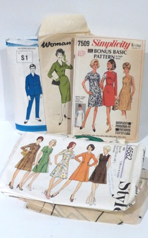 Retro Fashion Patterns