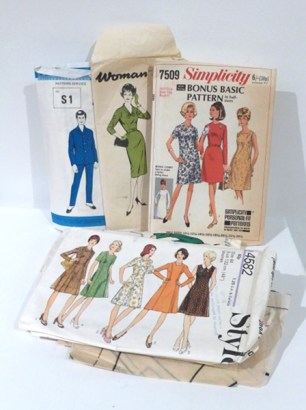 Retro Fashion Patterns