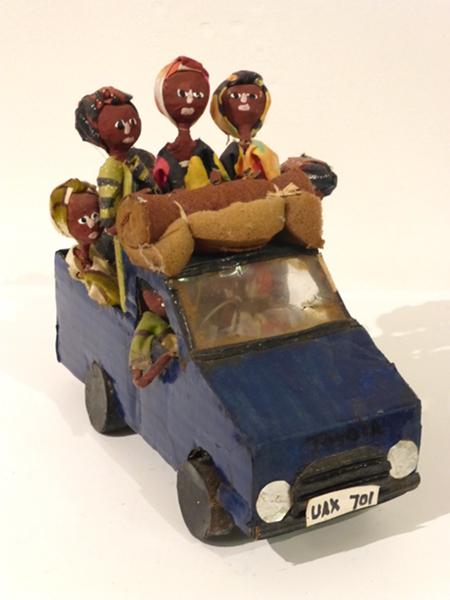 Ugandan Pick-up Truck Souvenir