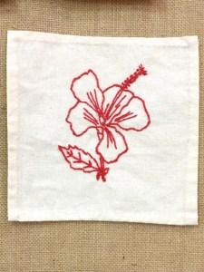 Anu's hibiscus