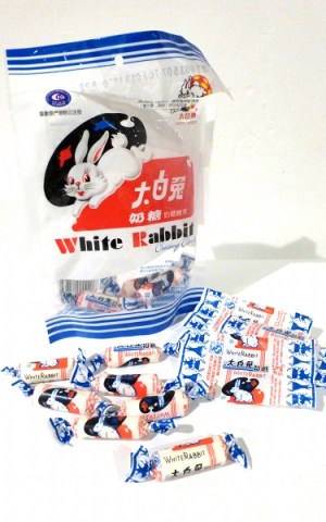 Jessica's White Rabbit Sweets