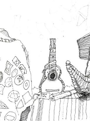 Chris Lloyd's Sketch