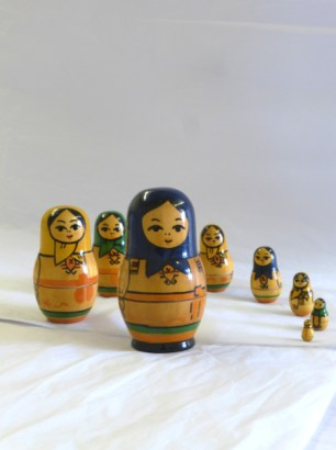 Matrioska Dolls