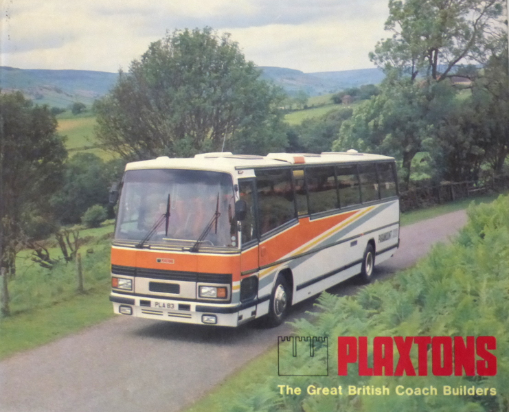 Plaxton Buses