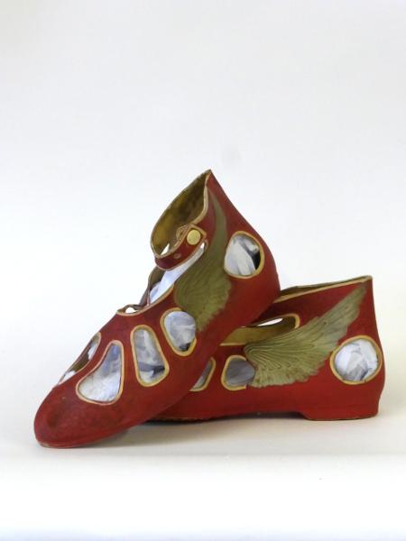 Edwardian Swimming Shoes