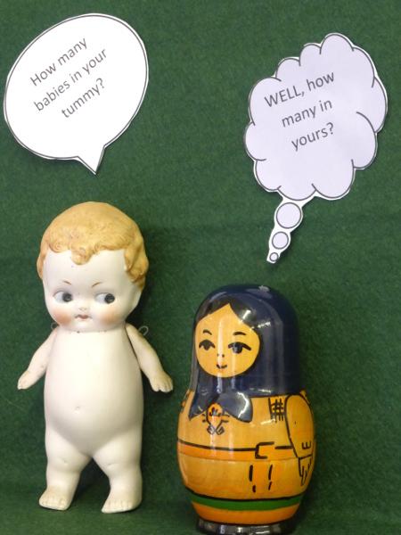 Dolls' Conversation