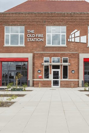 The Old Fire Station Grand Opening!