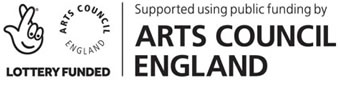 Arts Council Lottery Funded 02