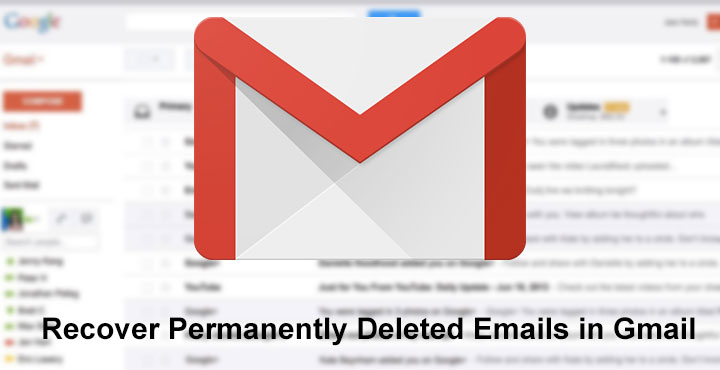 Recover permanently deleted email Gmail Tech Tip: Steps to Recover Permanently Deleted Gmail Emails.