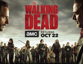 The Walking Dead : Le trailer de la saison 8 !