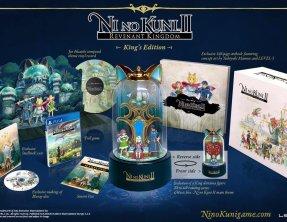 Ni No Kuni II : Deux éditions Collector et une boulette…