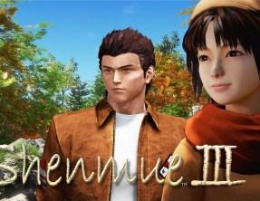 GAMESCOM 2017 – Shenmue III une première vidéo du jeu !