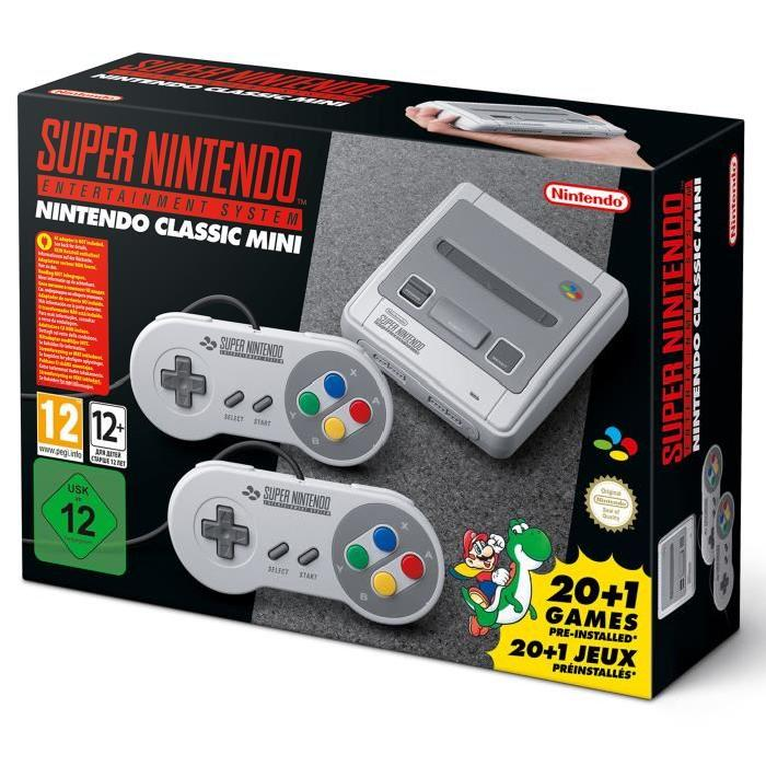 Super Nes Mini Classics