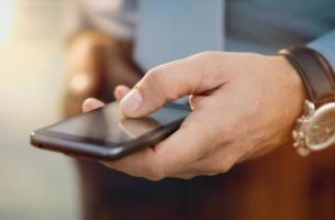 On touche notre smartphone 2.617 fois par jour !