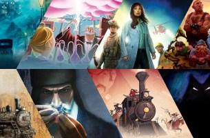 De nouveaux jeux de société numériques chez Asmodee Digital