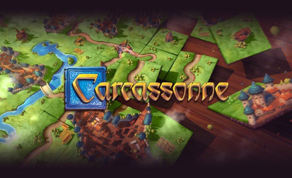 Carcassonne Asmodee Digital