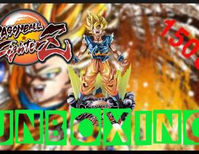 Unboxing – DragonBall FighterZ Edition Collector