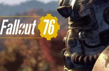 E3 2018 – Fallout 76 : Le plein d'informations !