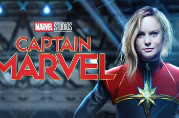 Captain Marvel : Le Premier Trailer!