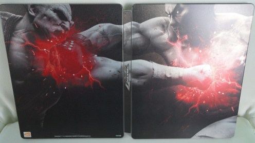 Tekken 7 Edition Collector PS4 Xbox One PC_25