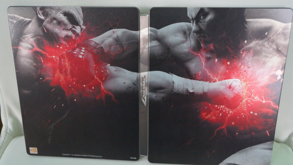 Tekken 7 Edition Collector PS4 Xbox One PC_26