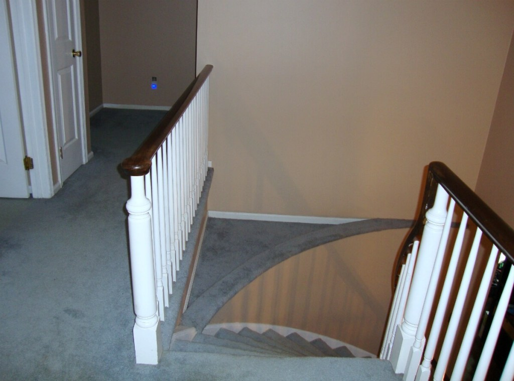 Staircase Renovation - BEFORE