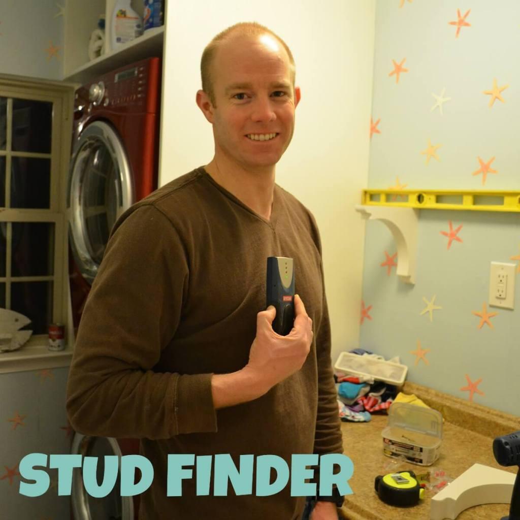 Smart Girls DIY - Stud Finder