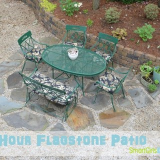 3 Hour Flagstone Patio