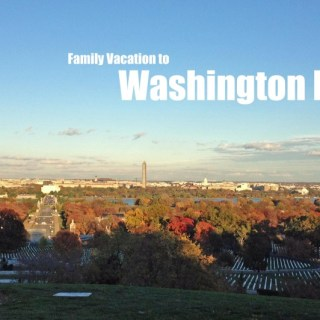 Our Mini Vacation to Washington DC