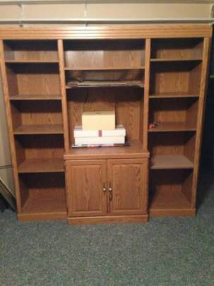 $200 Entertainment Center