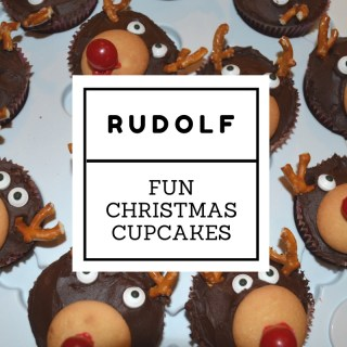 How to Make Rudolph Cupcakes
