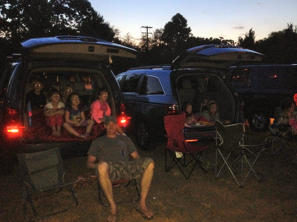 Delsea drive-in movie to see Malifecent
