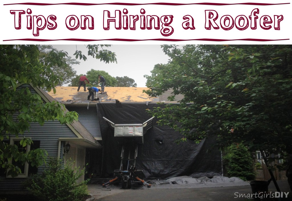 Tips on Hiring A Roofer