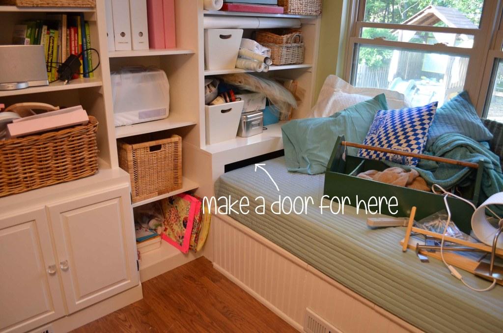 Make door in office