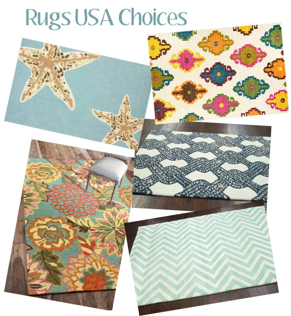 Rugs USA choices