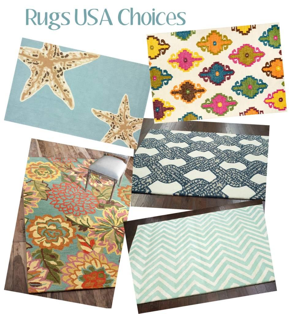 Rugs USA choices