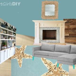 Design Choices for Family Room (Family Room 5)